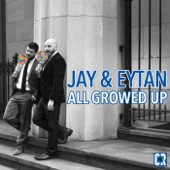 Cover to Jay & Eytan's All Growed Up