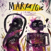 Marracash & Gue' Pequeno - Santeria artwork