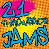 21 Throwback Jams - Various Artists Cover Art