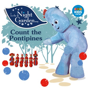 Myilist In The Night Garden Count The Pontipines Details