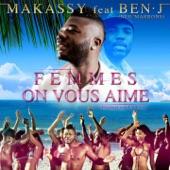 Femmes on vous aime (feat. Ben-J) - Single