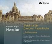 Ludwig Guttler, Saxon Vocal Ensemble & Virtuosi Saxoniae - Die Freude der Hirten über die Geburt Jesu: Chorus. Heil dem besten Hirten artwork