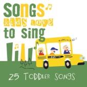 25 Toddler Songs for Preschoolers