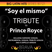Brava HitMakers - Soy el Mismo (In the Style of Prince Royce) [Karaoke Version] ilustración