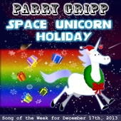 Space Unicorn Holiday