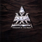 Axxis - Just One Night artwork