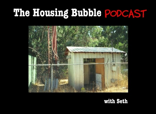 The Housing bubble podcast