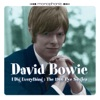 I Dig Everything the 1966 Pye Singles - EP, David Bowie