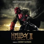 Hellboy II: The Golden Army (Original Motion Picture Soundtrack) cover art