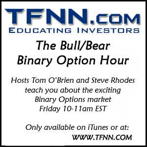The Bull/Bear Binary Option Hour brought to you by Nadex - TFNN.com