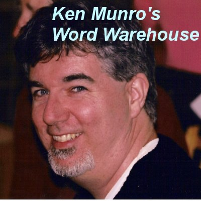 Ken Munro's Word Warehouse