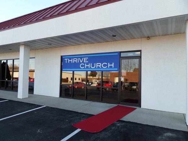 Thrive Church Springfield MO