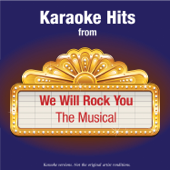 Somebody To Love (In The Style Of We Will Rock You – The Musical)