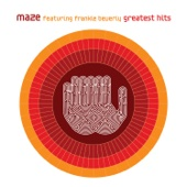 Greatest Hits - Frankie Beverly & Maze Cover Art