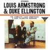 The Complete Louis Armstrong - Duke Ellington Sessions ジャケット写真