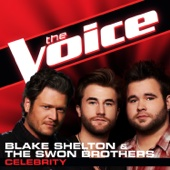 Celebrity (The Voice Performance) - Blake Shelton & The Swon Brothers