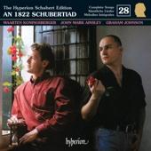 Schubert: The Hyperion Schubert Edition, Vol. 28 – Maarten Koningsberger & John Mark Ainsley