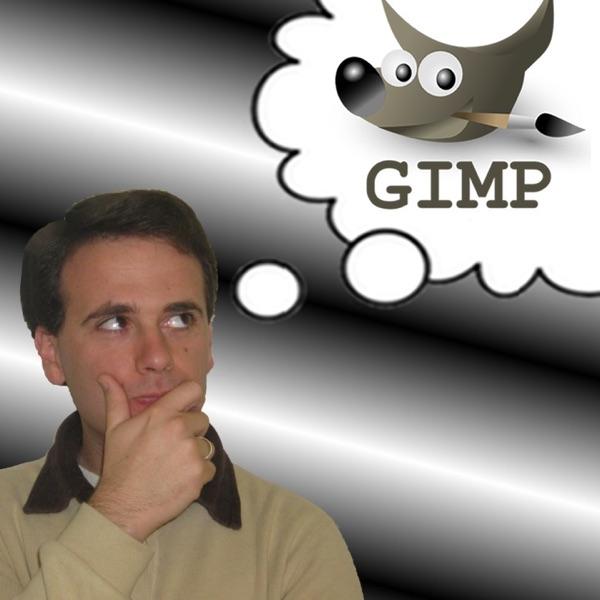 A pensar em... GIMP