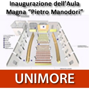 Inaugurazione dell'Aula Magna Pietro Manodori [Video]