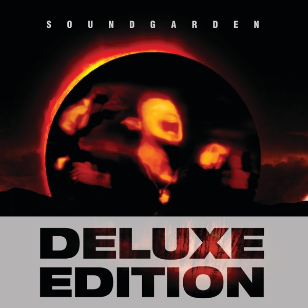 Superunknown Deluxe Edition Soundgarden CD cover