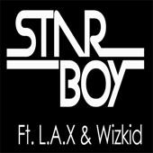 Starboy - Caro (feat. L.A.X & Wizkid) artwork