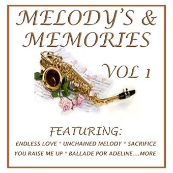 Melody's & Memories, Vol. 1 – The Sunset Orchestra