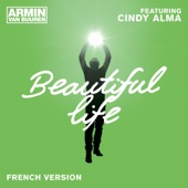 Beautiful Life (French Version) [feat. Cindy Alma] - Single cover art