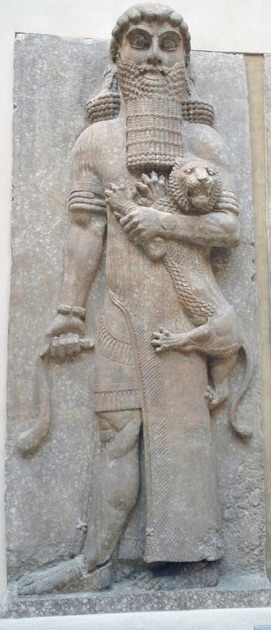 the epic of gilgamesh vs the General information on the sumarian epic gilgamesh (ca 2000 bce) the epic  developed over a period of nearly a thousand years it was discovered in the.