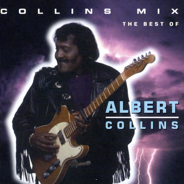 The Best by Albert Collins