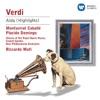 Verdi: Aida (Highlights), Montserrat Caballé & Riccardo Muti