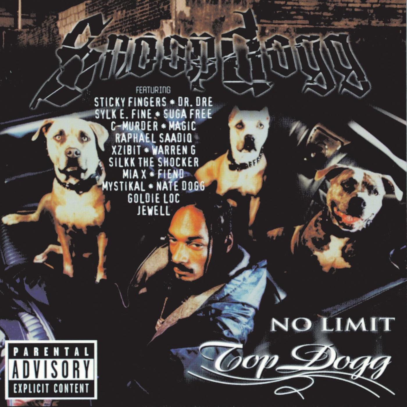 Snoop Dogg - No Limit Top Dogg Cover