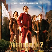 Anchorman 2: The Legend Continues - Official Soundtrack