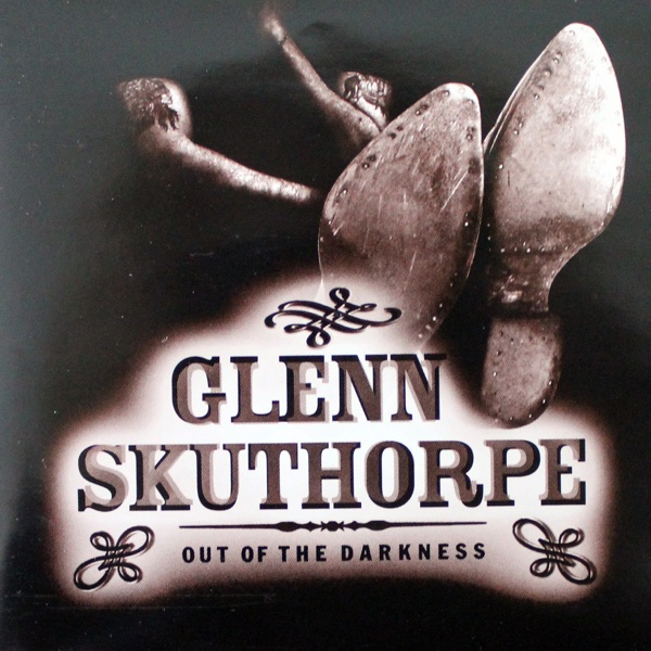 Out of the Darkness Glenn Skuthorpe CD cover