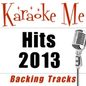 Backing Tracks Hits of 2013 (Backing Tracks)