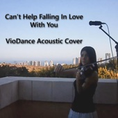 Cant Help Falling In Love With You (Violin Instrumental Cover)