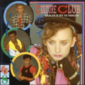 Culture Club - Colour By Numbers artwork