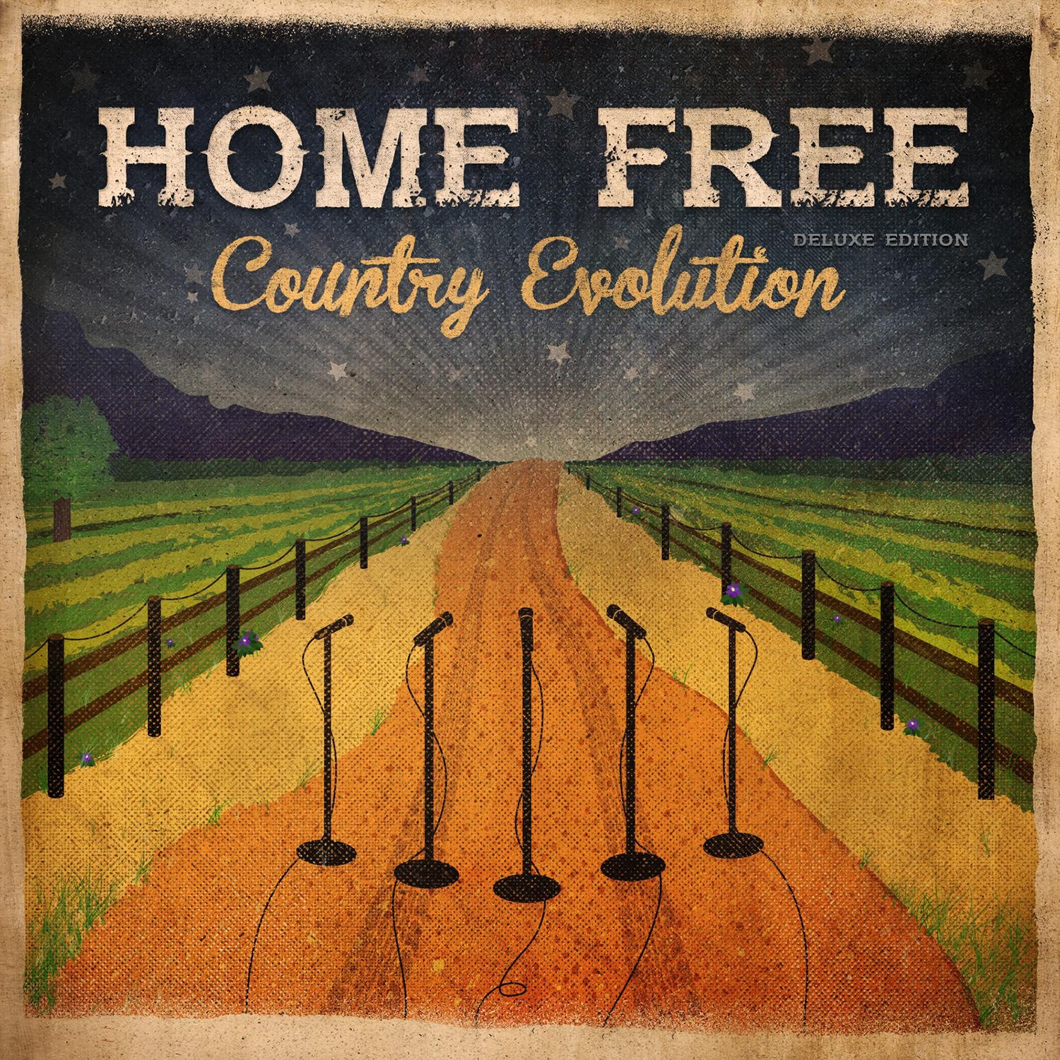 Country evolution deluxe edition by home free on itunes for 93 house music