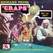 Cover to Richard Pryor's 'Craps' After Hours