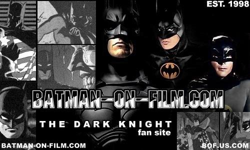 BATMAN-ON-FILM.COM's PODCASTS
