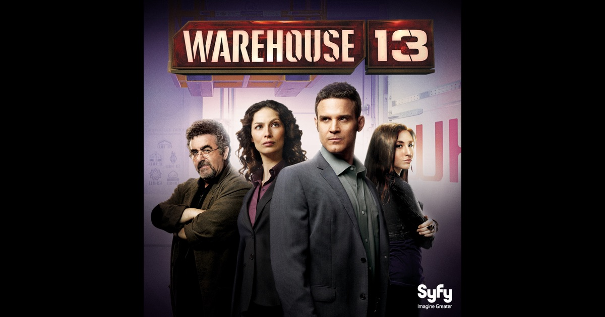 warehouse 13 staffel 5