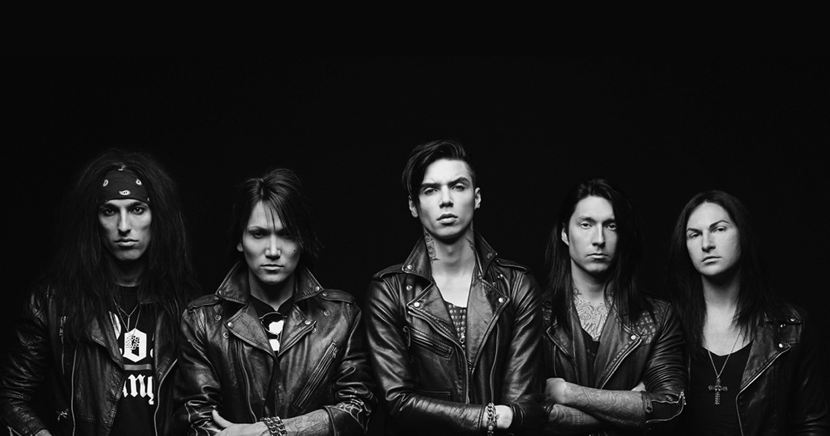 Black veil brides in the end music video free download