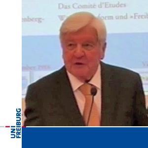 """Akademischer Widerstand in der Zeit des Dritten Reiches. Neues über die """"Freiburger Kreise"""""""