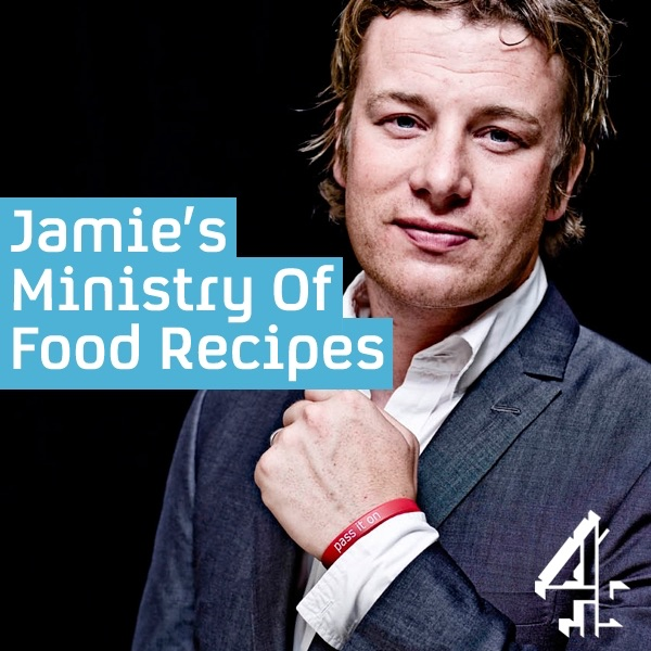 Jamie's Ministry of Food Recipes