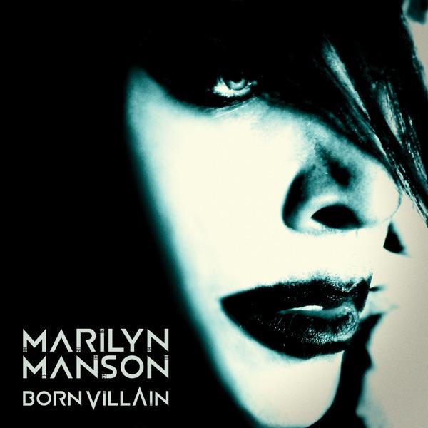 Born Villain Marilyn Manson CD cover