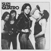 Suzi Quatro - Little Bitch Blue artwork