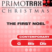 The First Noel - Contemporary Style - Christmas Primotrax - Performance Tracks - EP