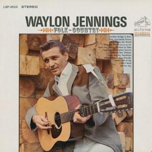 Folk-Country - Waylon Jennings, Waylon Jennings