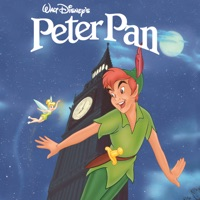 Picture of Peter Pan (Original Soundtrack) by Bobby Driscoll, Kathryn Beaumont, Paul Collins, The Jud Conlon Chorus & Tommy Luske