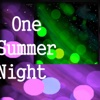 One Summer Night - Single