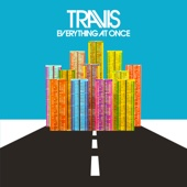 Travis - Everything at Once artwork